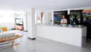 Ritz Praia Lounge/Empfang