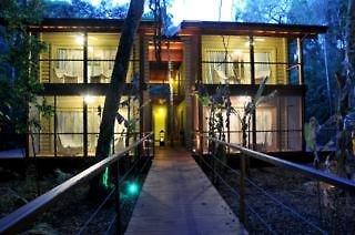 La Cantera Jungle Lodge Außenaufnahme