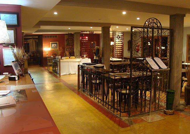 Hosteria Meulen Lounge/Empfang