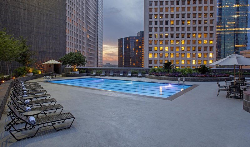 Hyatt Regency Houston Pool