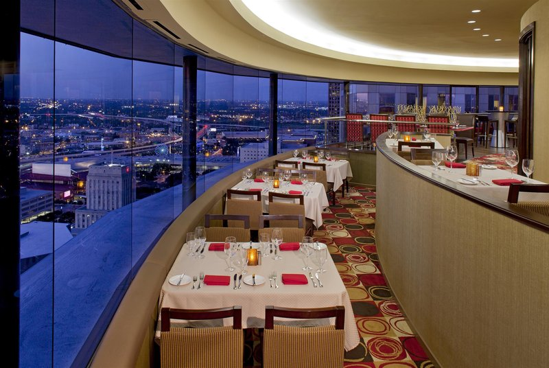 Hyatt Regency Houston Restaurant