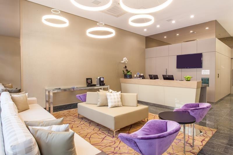 eSuites Sion Savassi Lounge/Empfang