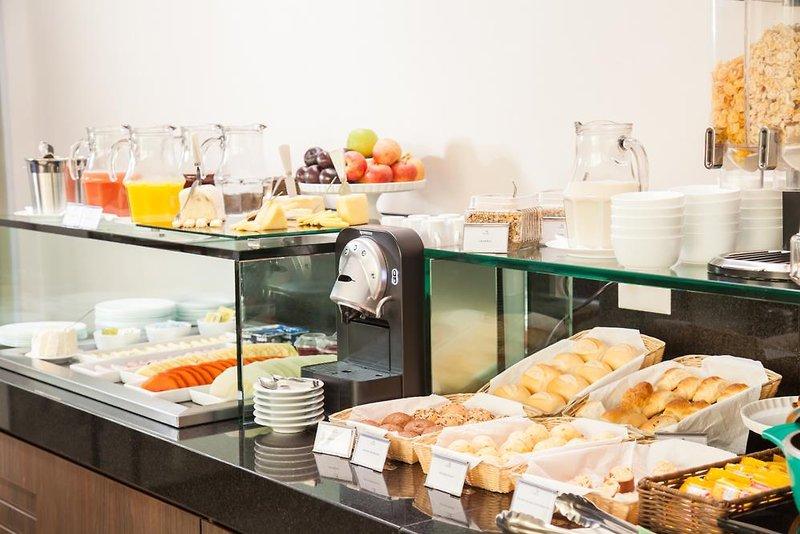 eSuites Sion Savassi Restaurant
