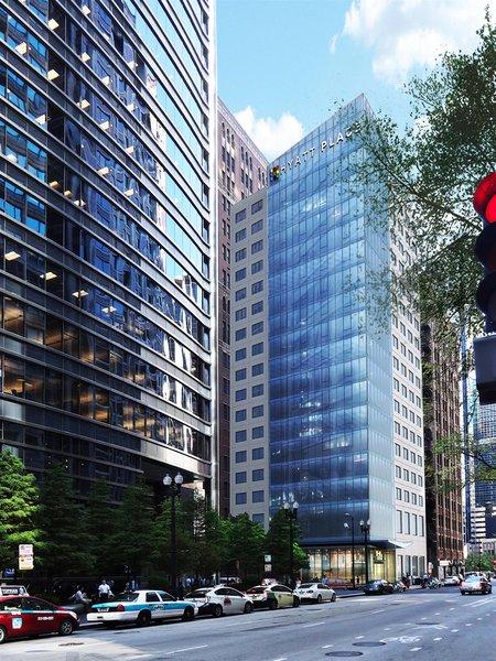 Hyatt Place Chicago Downtown - The Loop Außenaufnahme