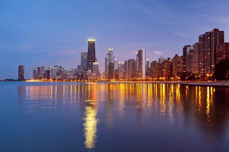 Hyatt Place Chicago Downtown - The Loop Stadtansicht