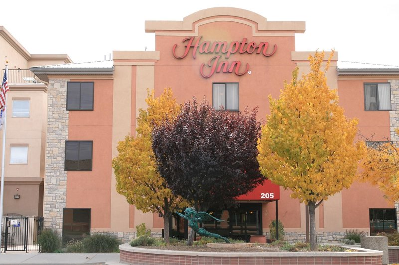 Hampton Inn Grand Junction Downtown/Historic Main Street Außenaufnahme