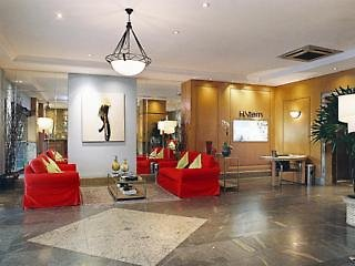 Augusto´s Rio Copa Lounge/Empfang