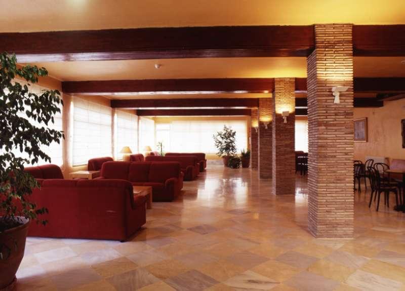 Mont Park Lounge/Empfang