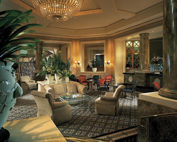 Fairmont Chicago, Millennium Park Lounge/Empfang