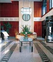 Intercontinental Sao Paulo Lounge/Empfang