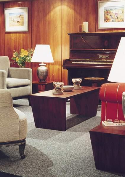 Le Petit Suites  Lounge/Empfang