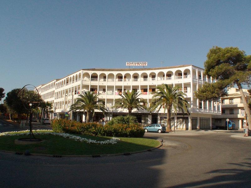 Arcos Playa Außenaufnahme