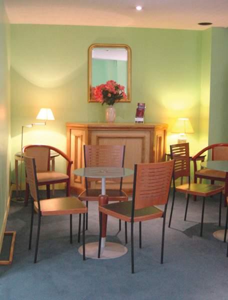Best Western Plus 61 Paris Nation Lounge/Empfang