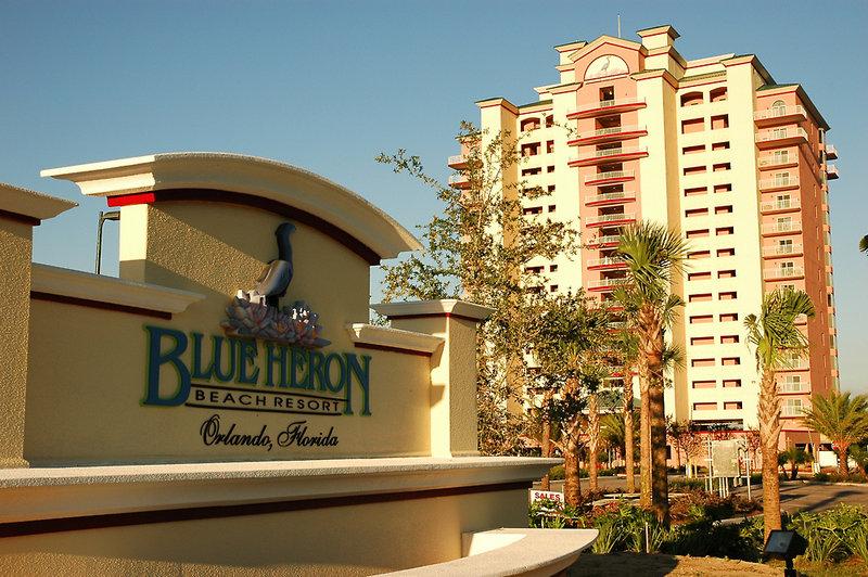 Blue Heron Beach Resort Außenaufnahme