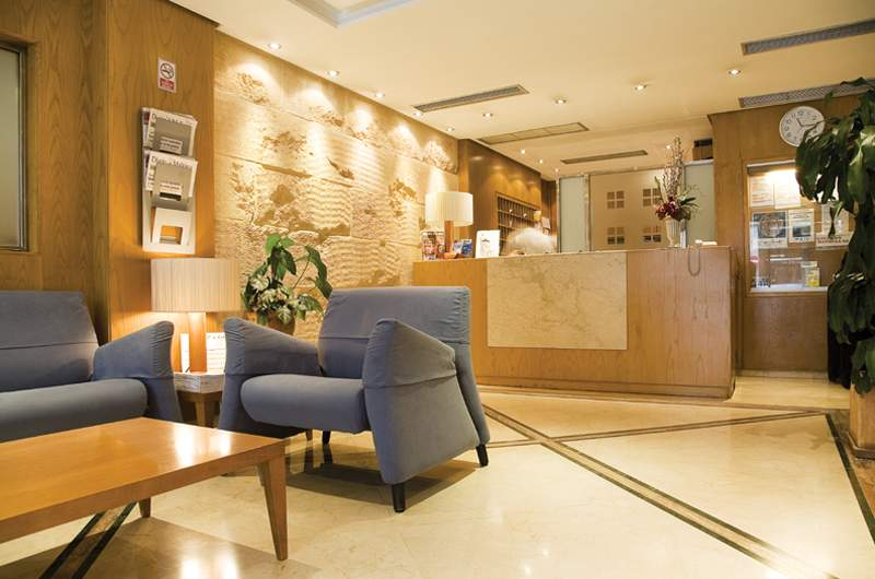 Almudaina Lounge/Empfang