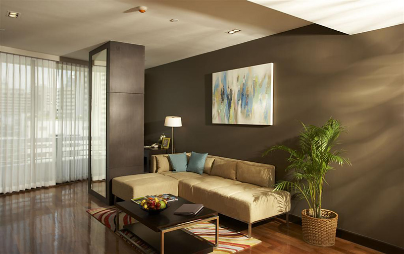 Fraser Suites Sukhumvit Lounge/Empfang