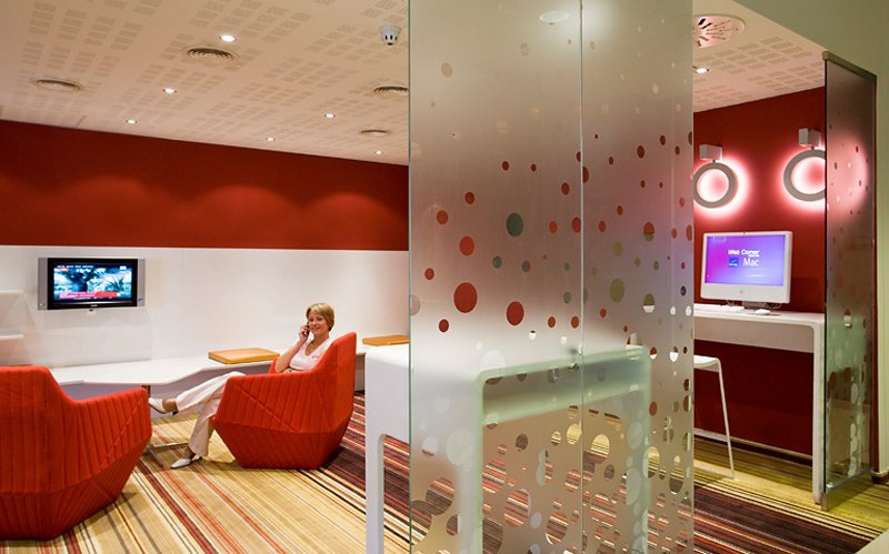 Novotel Budapest City Lounge/Empfang