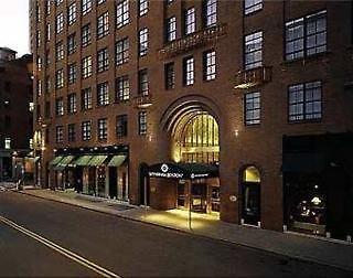 Hilton Boston Downtown / Faneuil Hall Außenaufnahme