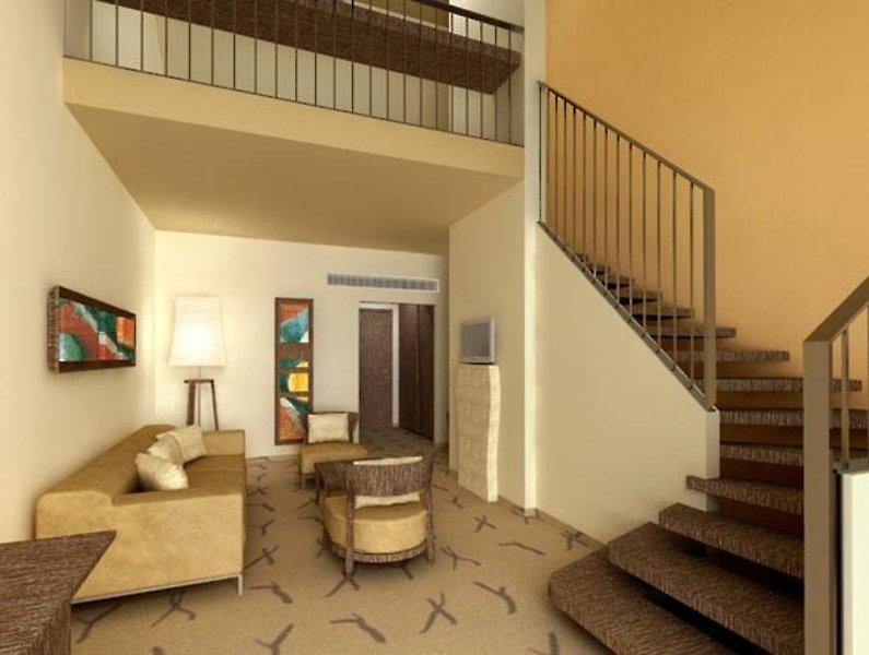 Buda Castle Fashion Hotel Lounge/Empfang