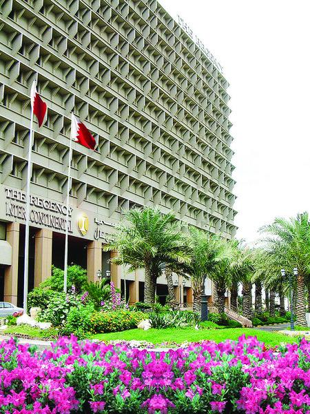 Intercontinental the Regency Bahrain Außenaufnahme