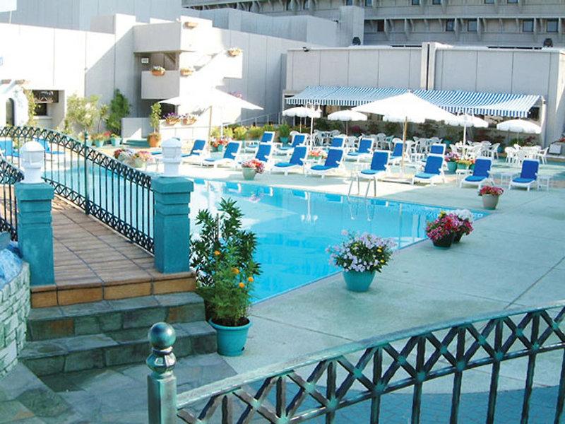 Intercontinental the Regency Bahrain Pool