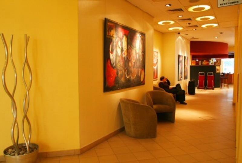 Bel Air Lounge/Empfang