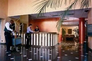 Maria Angola Hotel & Centro de Convenciones Lounge/Empfang