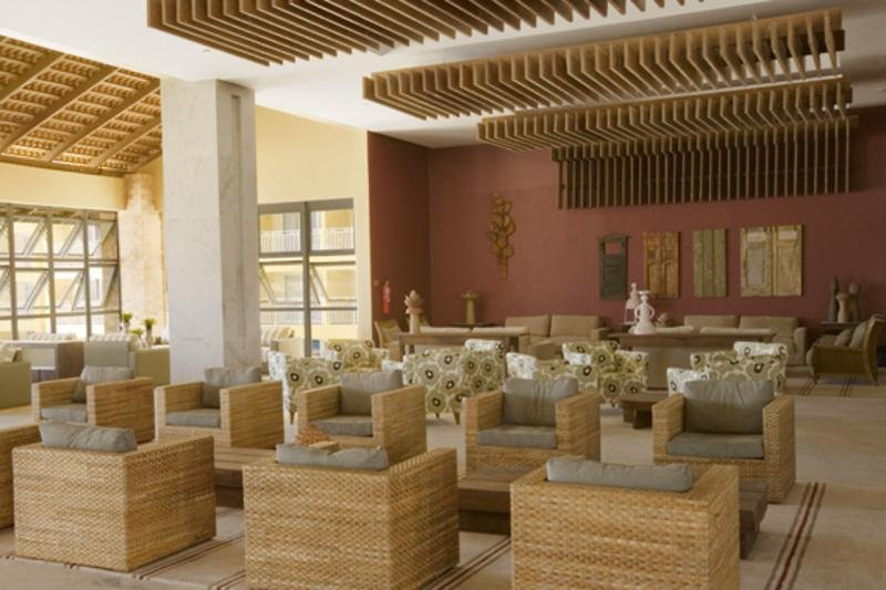 Gran Hotel Stella Maris Resort & Convention Lounge/Empfang