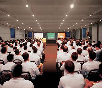 Mabu Curitiba Convention Konferenzraum
