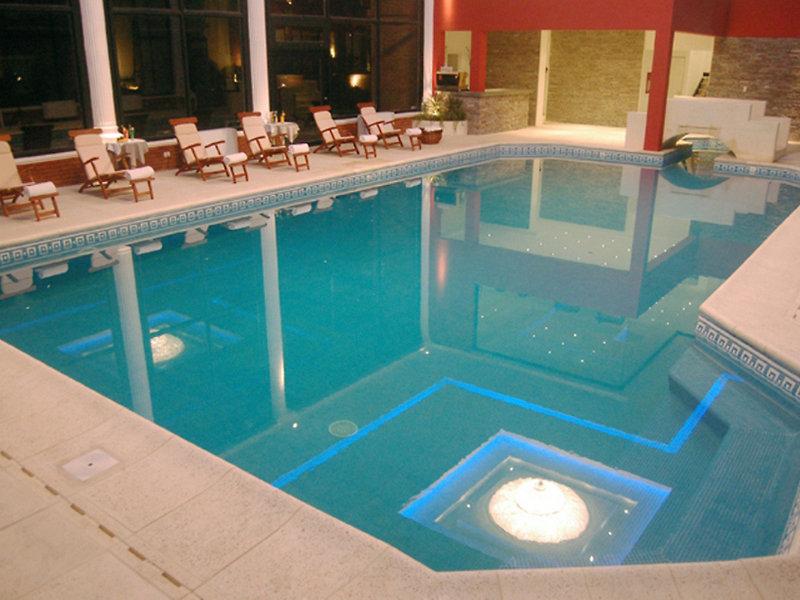 Unique Luxury Patagonia Pool