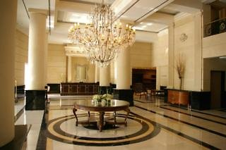 Diplomatic Lounge/Empfang