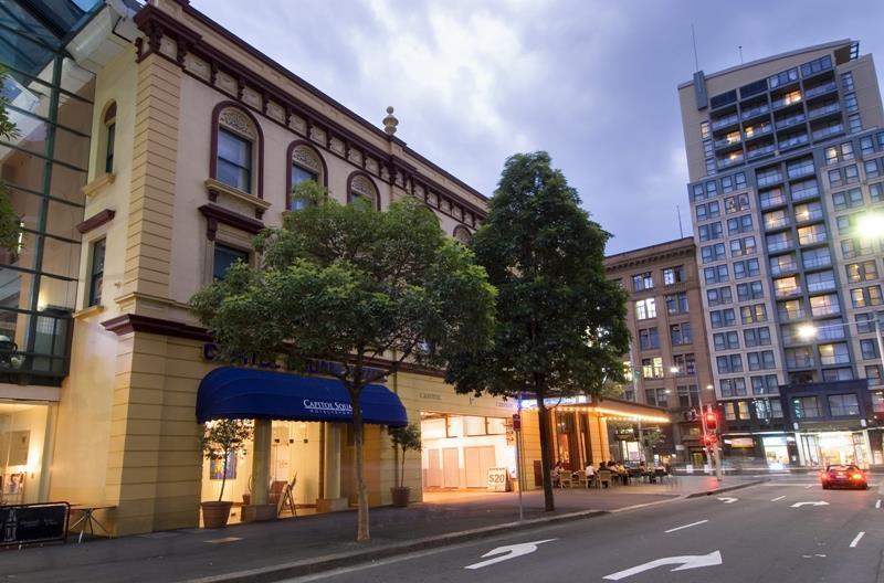 Capitol Square Außenaufnahme