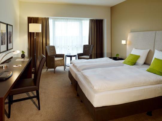 Lindner Hotel & City Lounge Wohnbeispiel