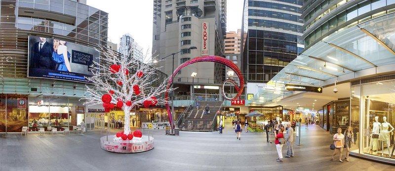 Rydges World Square Sydney Außenaufnahme