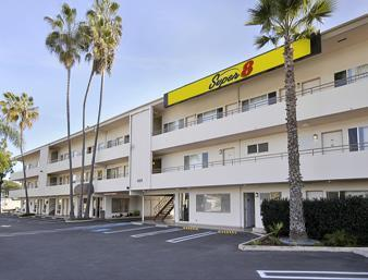 Super 8 Santa Barbara / Goleta Außenaufnahme