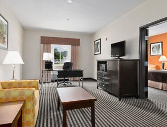 Baymont Inn & Suites Dallas/ Love Field Wohnbeispiel