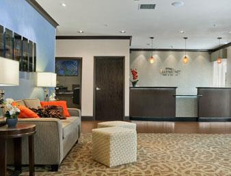 Baymont Inn & Suites Dallas/ Love Field Lounge/Empfang