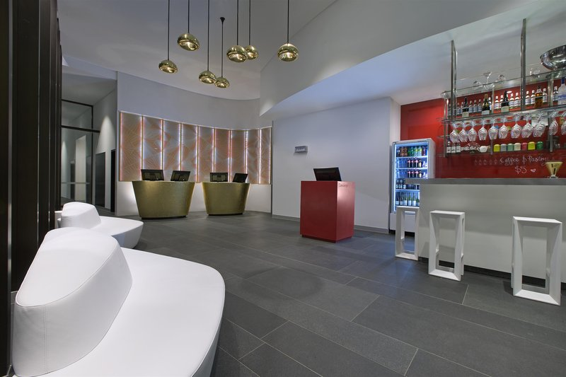 Four Points by Sheraton Brisbane Lounge/Empfang