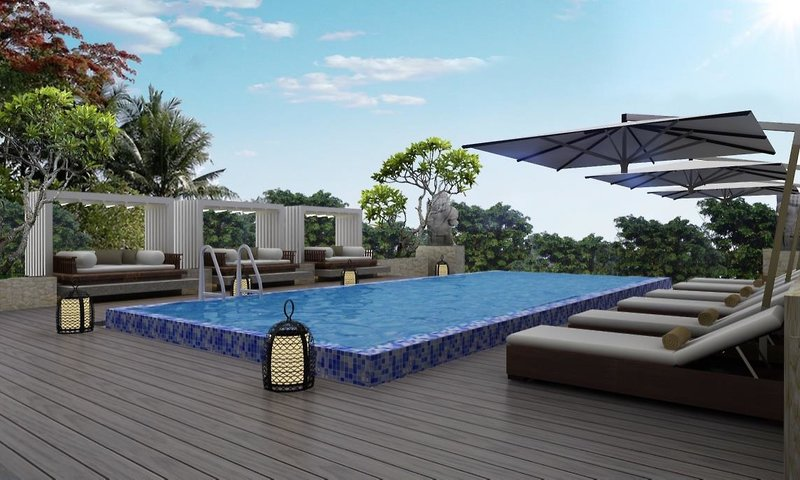 Sthala, a Tribute Portfolio Hotel, Ubud Bali Pool
