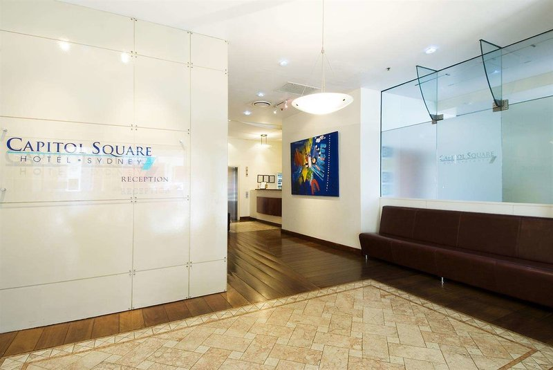 Capitol Square Lounge/Empfang