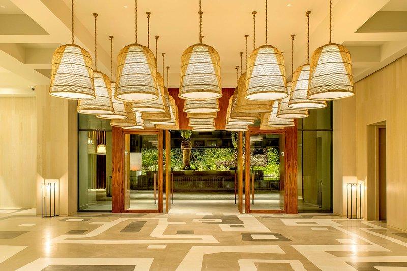 Grand Hyatt Rio de Janeiro Lounge/Empfang