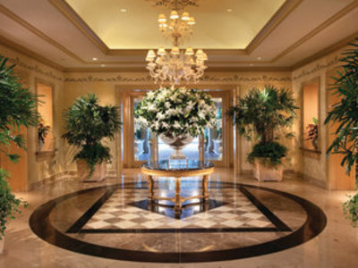 Four Seasons Los Angeles at Beverly Hills Lounge/Empfang