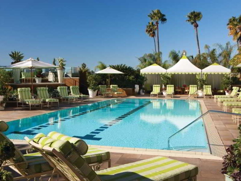 Four Seasons Los Angeles at Beverly Hills Pool