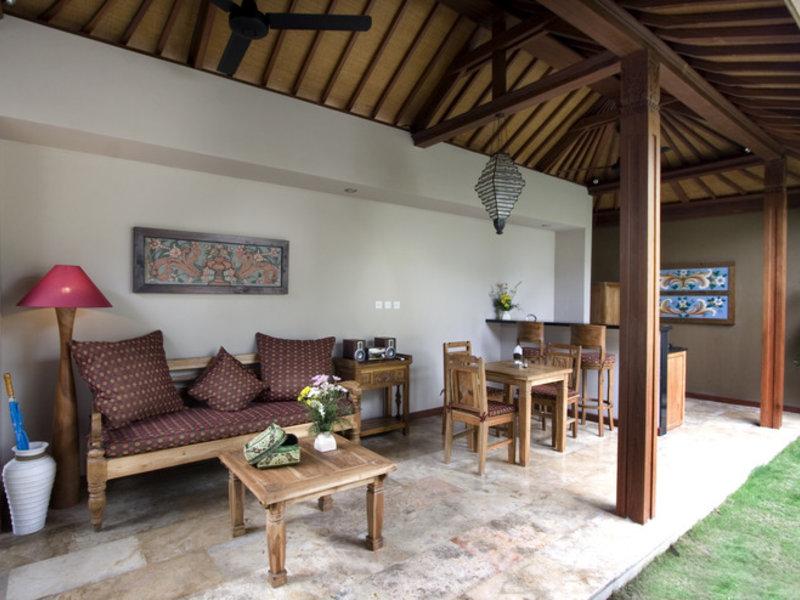 Ajanta Villas Lounge/Empfang