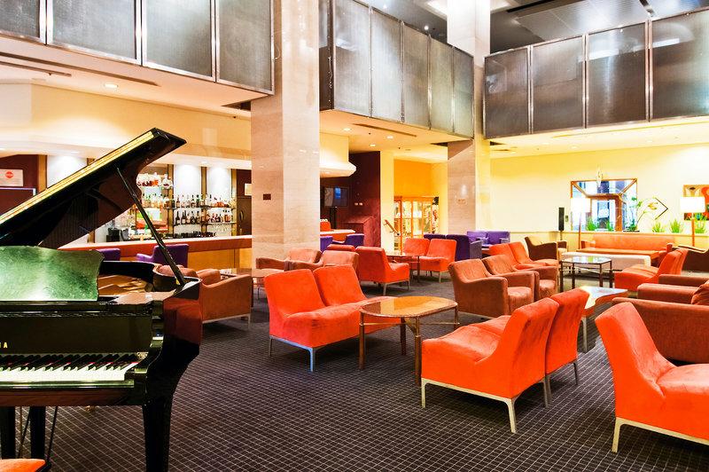 Hilton Adelaide Lounge/Empfang