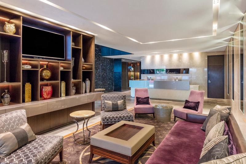 Gambaro Hotel Lounge/Empfang