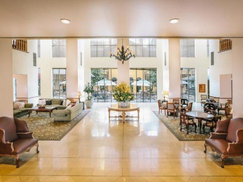 Stamford Plaza Brisbane Lounge/Empfang
