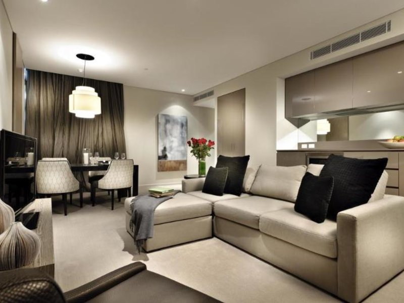 Fraser Suites Perth Lounge/Empfang