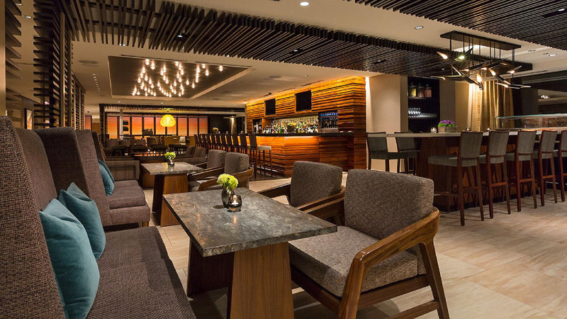 Hyatt Centric Chicago Magnificent Mile Restaurant