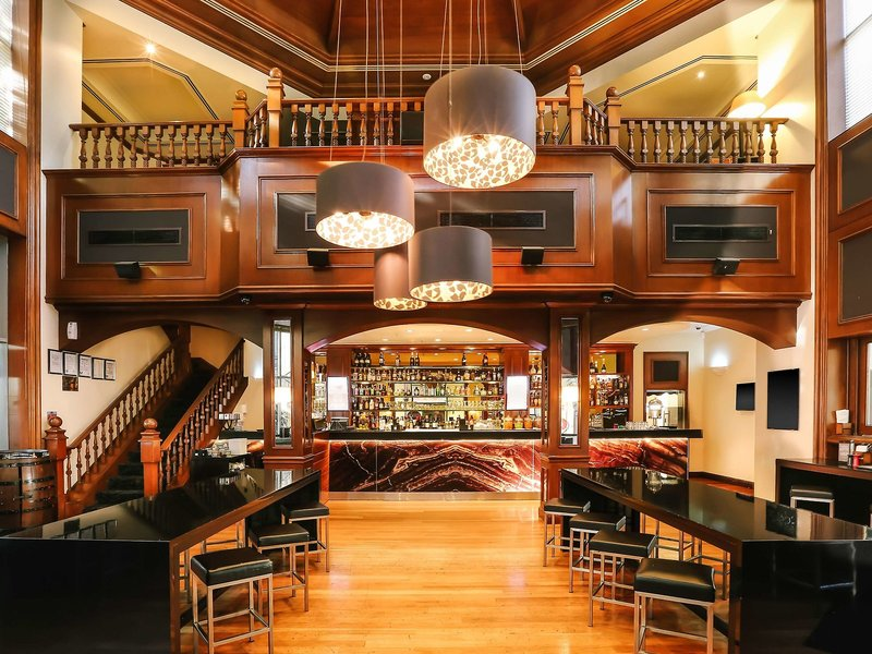 Stamford Plaza Brisbane Restaurant